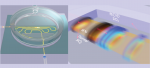 Atom–Photon Interactions in Atomic Cladded Waveguides: Bridging Atomic and Telecom Technologies