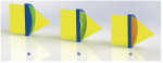 The advantages of metalenses over diffractive lenses