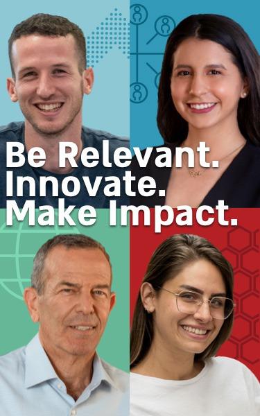 Be Relevant. Innovate. Make Impact.