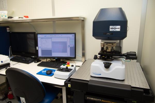 Optical profilometer 2