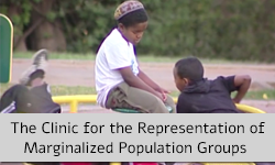 The Clinic for the Representation of Marginalized Population Groups