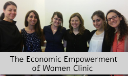 The Economic Empowerment of Women Clinic