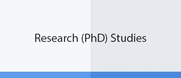 PhD Studies