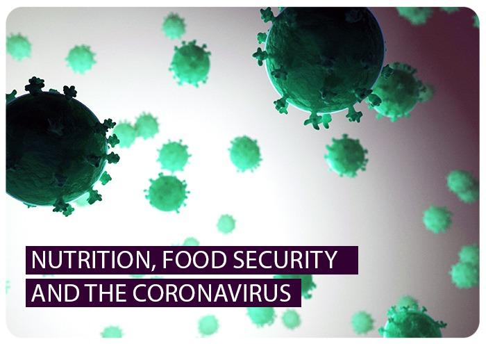 Nutrition, Food Security and the Coronavirus