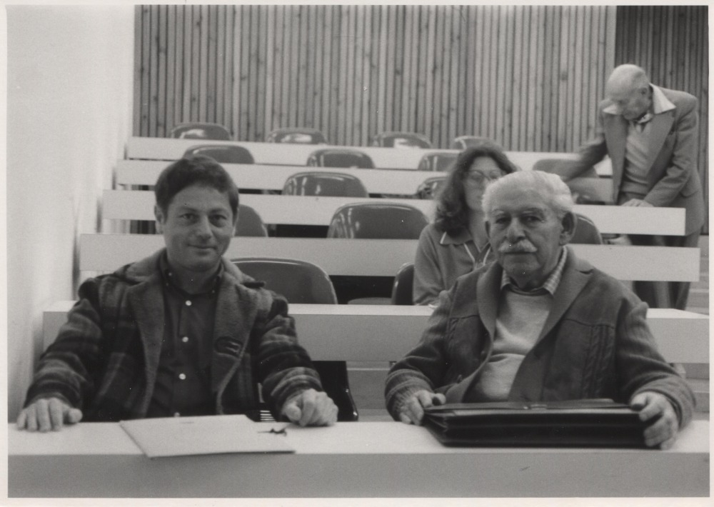 Polotsky and Mordechai Gilula.