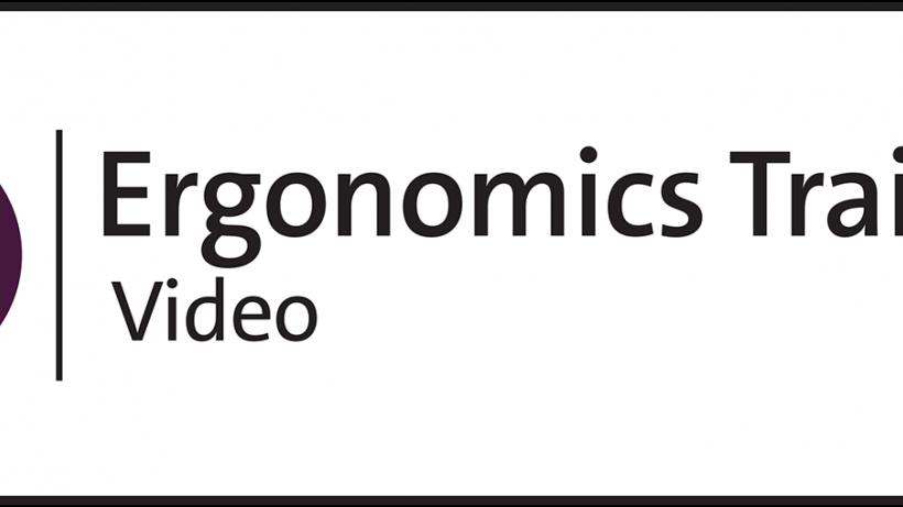 Ergonomics Training Video