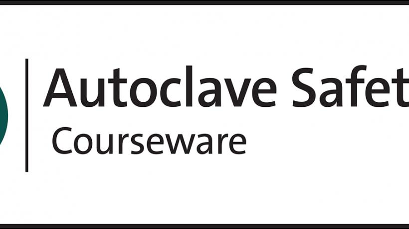 Autoclave safety courseware